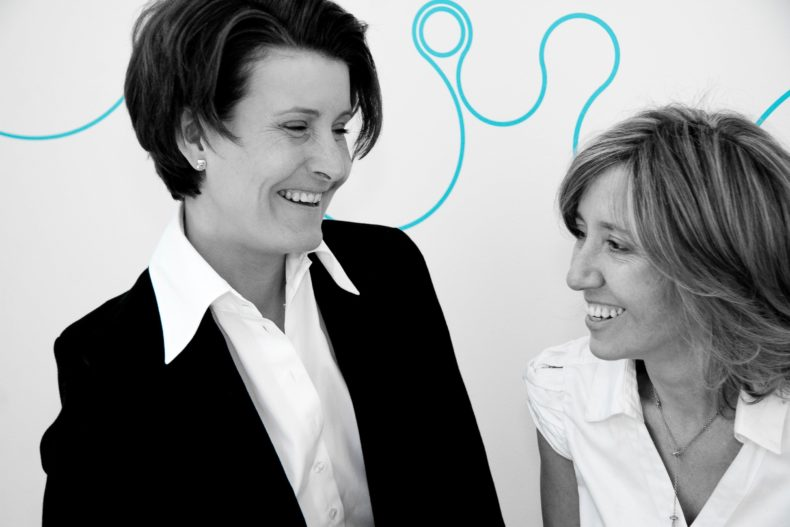 Charlotte Fraser & Mandy Gore-Booth, Founders of Pilot PR, Best Integrated PR Agency