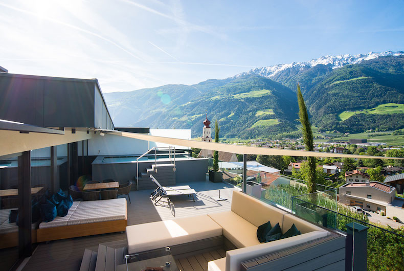 a3c5d8f7e3468a Preidlhof DolceVita Hotel South Tyrol Italy Suite Rooftop