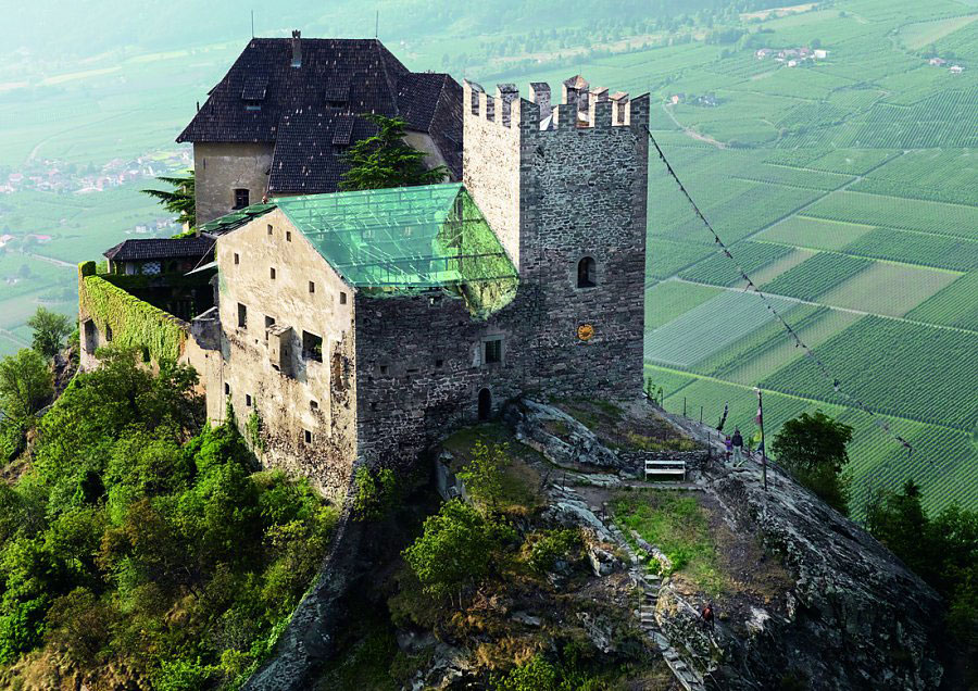 Juval Castle in Italy, Messner Mountain Museum