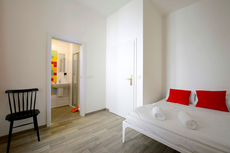 Safestay Prague Private Room
