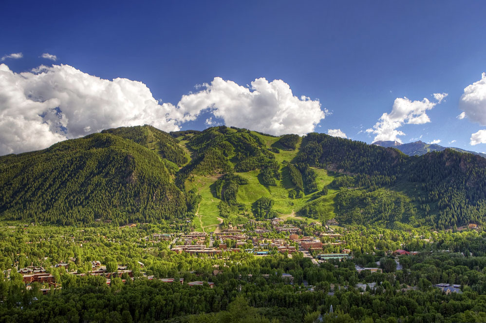 Aspen Town by Jeremy Swanson (photographer)