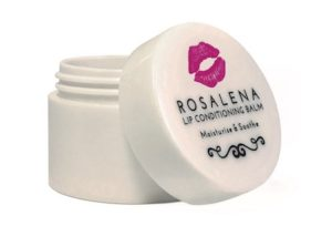 Rosalena Skincare's new 100% Natural Lip Conditioning Balm